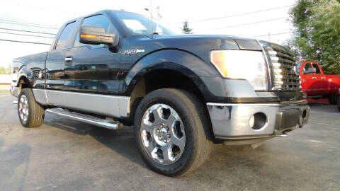 2010 Ford F-150 for sale at Action Automotive Service LLC in Hudson NY