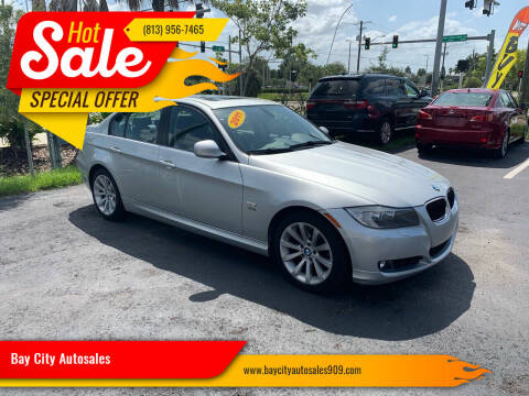 2011 BMW 3 Series for sale at Bay City Autosales in Tampa FL