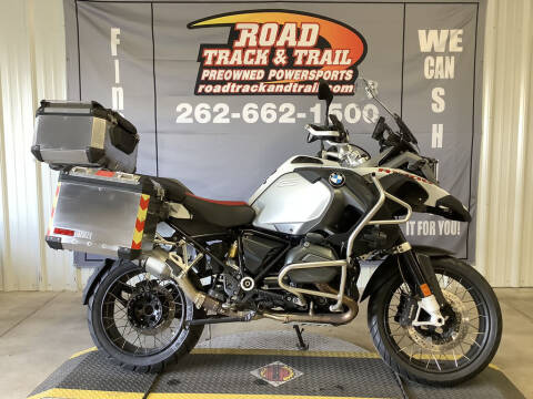 2016 BMW R 1200 GS Adventure Premium Li for sale at Road Track and Trail in Big Bend WI