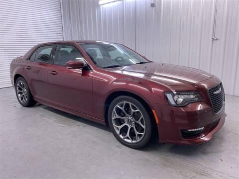 2018 Chrysler 300 for sale at JOE BULLARD USED CARS in Mobile AL