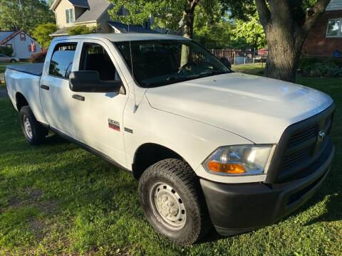 2012 RAM Ram Pickup 2500 for sale at eAutoDiscount in Buffalo NY
