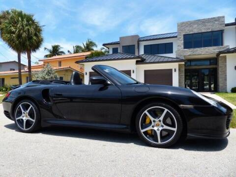 2004 Porsche 911 for sale at Lifetime Automotive Group in Pompano Beach FL