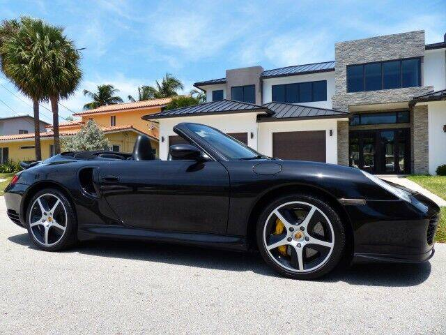2004 Porsche 911 for sale at Lifetime Automotive Group in Pompano Beach FL
