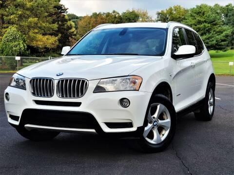 2012 BMW X3 for sale at Speedy Automotive in Philadelphia PA