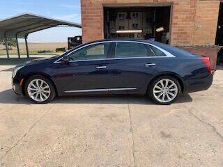 2017 Cadillac XTS for sale at J & S Auto in Downs KS