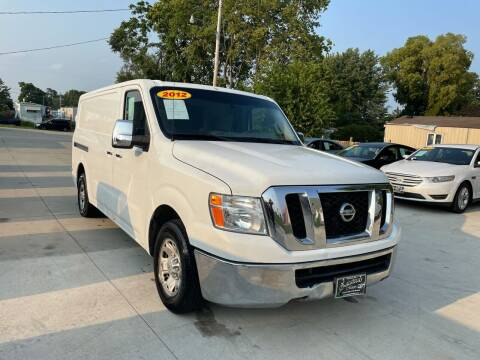 2012 Nissan NV Cargo for sale at Zacatecas Motors Corp in Des Moines IA