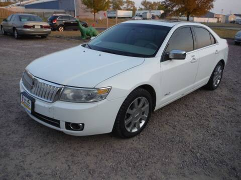2007 Lincoln MKZ for sale at Car Corner in Sioux Falls SD