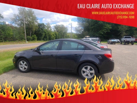 2016 Chevrolet Cruze Limited for sale at Eau Claire Auto Exchange in Elk Mound WI