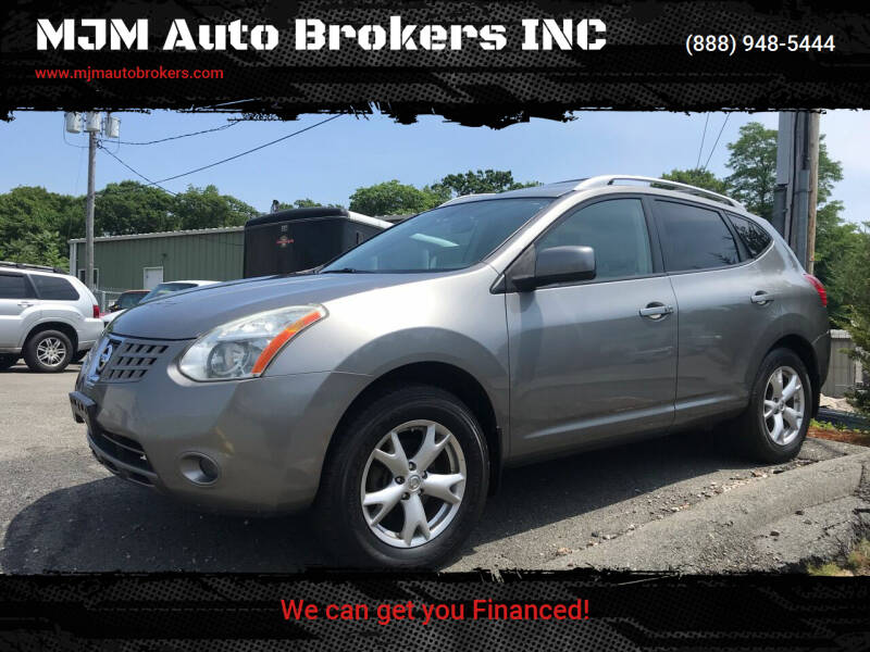 2008 Nissan Rogue for sale at MJM Auto Brokers INC in Gloucester MA