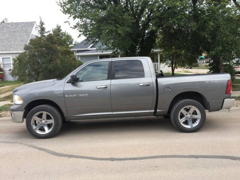 2011 RAM Ram Pickup 1500 for sale at Philip Motor Inc in Philip SD