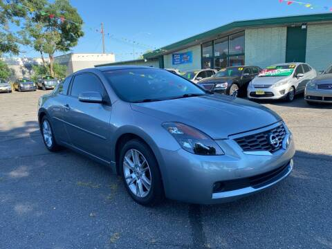 2008 Nissan Altima for sale at TDI AUTO SALES in Boise ID