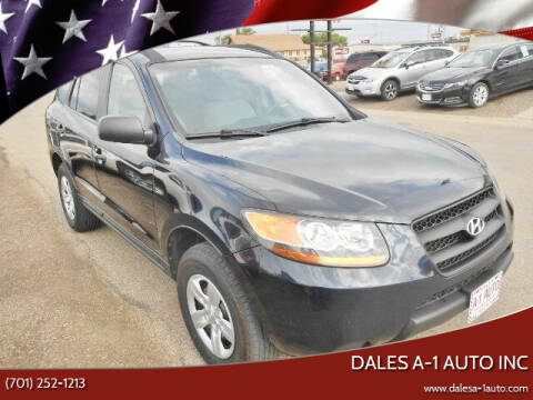 2009 Hyundai Santa Fe for sale at Dales A-1 Auto Inc in Jamestown ND