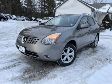 2009 Nissan Rogue for sale at Williston Economy Motors in Williston VT
