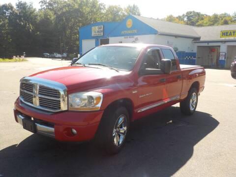2006 Dodge Ram Pickup 1500 for sale at RTE 123 Village Auto Sales Inc. in Attleboro MA