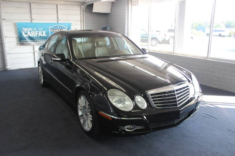 2008 Mercedes-Benz E-Class for sale at Drive Auto Sales in Matthews NC