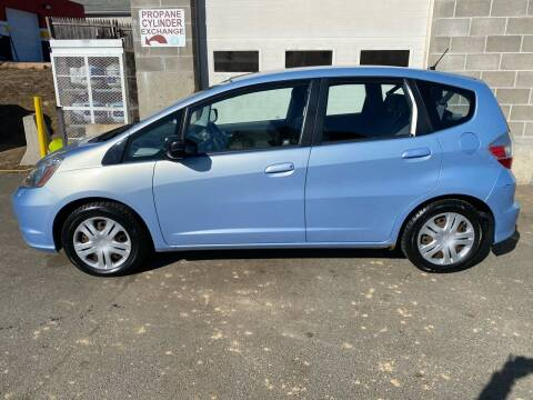 2009 Honda Fit for sale at Pafumi Auto Sales in Indian Orchard MA