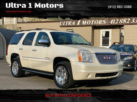 2008 GMC Yukon for sale at Ultra 1 Motors in Pittsburgh PA