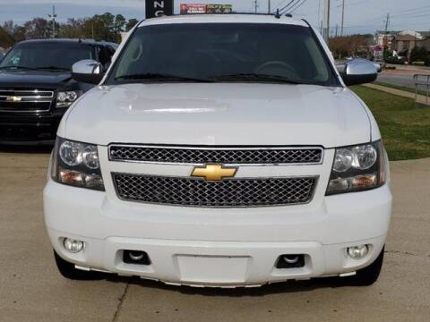 2012 Chevrolet Tahoe for sale at Best Auto Sales LLC in Auburn AL