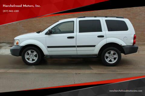 2008 Dodge Durango for sale at Harchelroad Motors, Inc. in Wauneta NE