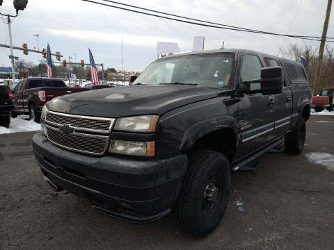 2005 Chevrolet Silverado 2500HD for sale at P J McCafferty Inc in Langhorne PA