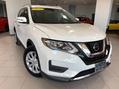 2017 Nissan Rogue for sale at Auto Mall of Springfield in Springfield IL