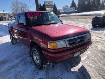 1996 Ford Ranger for sale at BELOW BOOK AUTO SALES in Idaho Falls ID