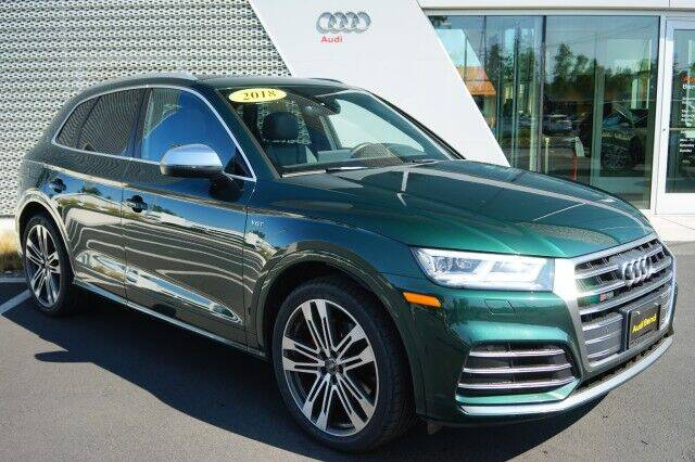 2018 Audi SQ5 for sale in Bend, OR