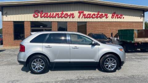 2012 Ford Edge for sale at STAUNTON TRACTOR INC in Staunton VA