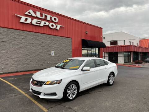 2017 Chevrolet Impala for sale at Auto Depot of Madison in Madison TN