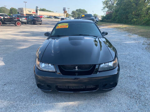 2003 Ford Mustang for sale at Community Auto Brokers in Crown Point IN