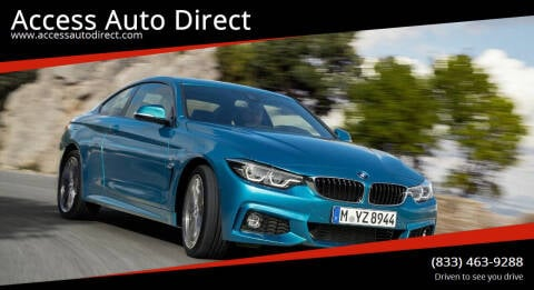 2019 BMW 4 Series for sale at Access Auto Direct in Baldwin NY