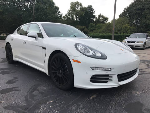 2014 Porsche Panamera for sale at European Performance in Raleigh NC