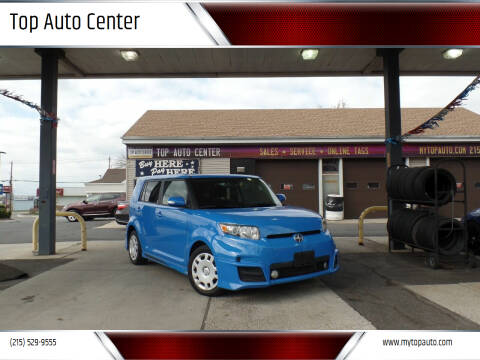 2011 Scion xB for sale at Top Auto Center in Quakertown PA