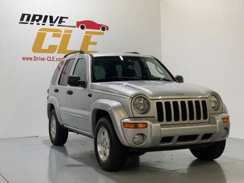 2004 Jeep Liberty for sale at Drive CLE in Willoughby OH
