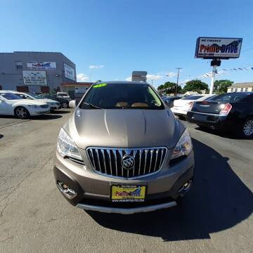 2013 Buick Encore for sale at Prime Drive Inc in Richmond VA