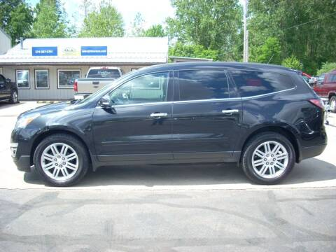 2014 Chevrolet Traverse for sale at H&L MOTORS, LLC in Warsaw IN