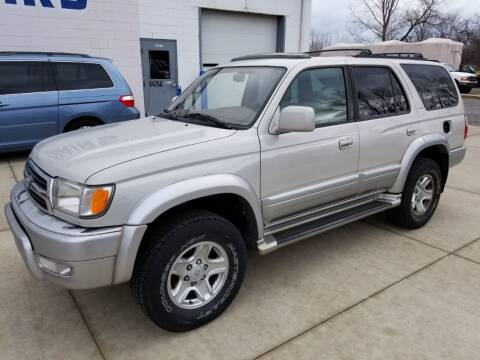 1999 Toyota 4Runner for sale at Scott Thomas Automotive in Clinton Township MI