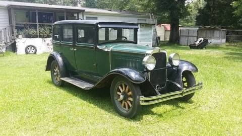 1929 Nash Model 420 for sale at Classic Car Deals in Cadillac MI