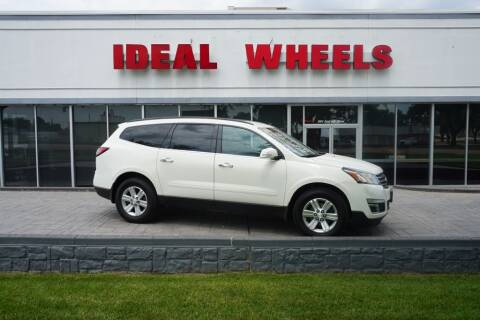 2014 Chevrolet Traverse for sale at Ideal Wheels in Sioux City IA