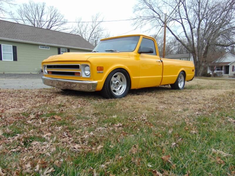1970 Chevrolet C/K 20 Series for sale at CR Garland Auto Sales in Fredericksburg VA