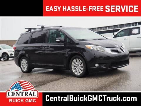 2015 Toyota Sienna for sale at Central Buick GMC in Winter Haven FL