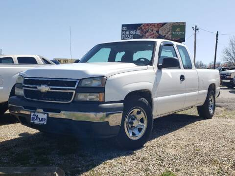 2006 Chevrolet Silverado 1500 for sale at BBC Motors INC in Fenton MO