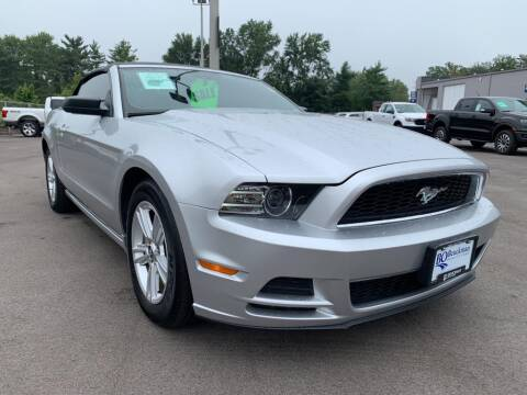 2014 Ford Mustang for sale at Ford Trucks in Ellisville MO