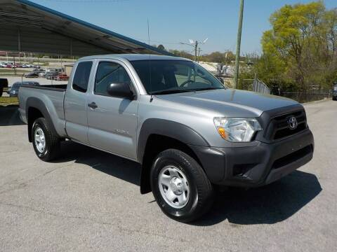 2014 Toyota Tacoma for sale at C & C MOTORS in Chattanooga TN