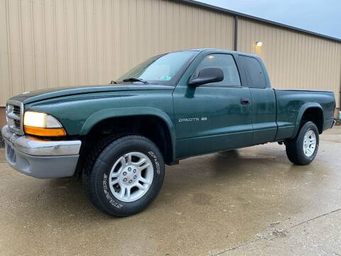 2002 Dodge Dakota for sale at Prime Auto Sales in Uniontown OH
