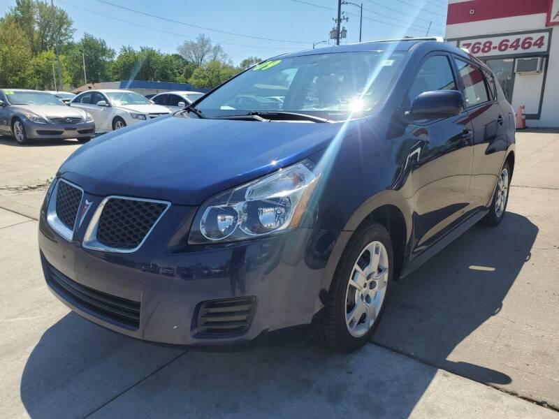 2009 Pontiac Vibe for sale at Quallys Auto Sales in Olathe KS