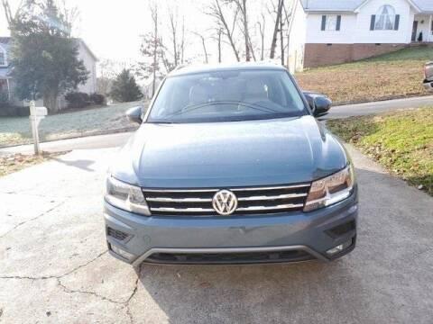 2019 Volkswagen Tiguan for sale at CU Carfinders in Norcross GA