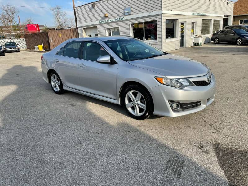 2012 Toyota Camry for sale at Fairview Motors in West Allis WI