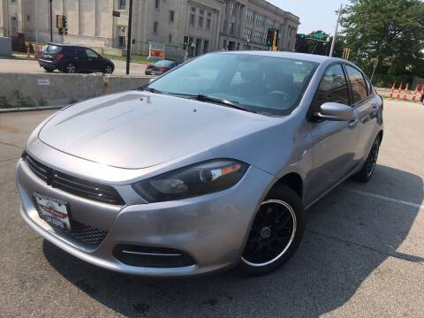 2016 Dodge Dart for sale at Your Car Source in Kenosha WI