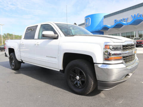 2018 Chevrolet Silverado 1500 for sale at RUSTY WALLACE HONDA in Knoxville TN